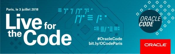 Oracle Code Paris 2018