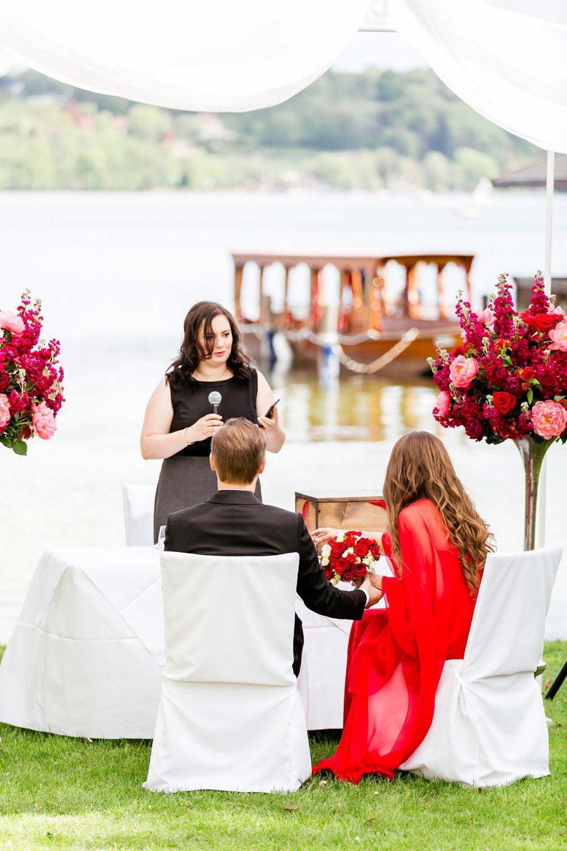 Hochzeitsrednerin am Starnberger See Brigitte Kelly