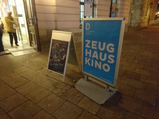Deutschlandpremiere im Rahmen der Reihe Wiederentdeckt im Zeughauskino Berlin. 4. November 2016.