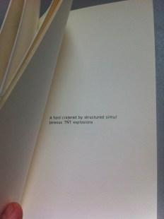 General Statement (Foto: Marlene Obermayer)