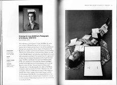Jerry McMillan | Picturing Ed: Jerry McMillan's Photographs of Ed Ruscha. 1058-1972, 2004