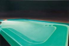 Ingmar Alge, Swimmingpool 5, 2010 (91x136 cm)