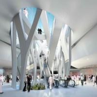 Kulturelle Infrastrukturprojekte in Dubai. Der Entwurf des Museum of Middle East Modern Art von UN Studio - TEIL II