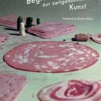 Hubertus Butin (Hg.) | Begriffslexikon zur zeitgenössischen Kunst (Snoeck 2014)