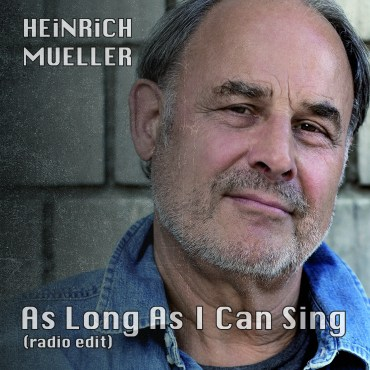 "Die neue Single ""As Long As I Can Sing (Radio Edit)"""