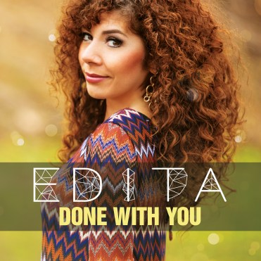"Die neue Single ""Done with you"""