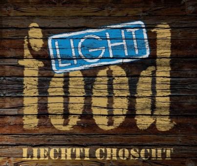 """Das neue Album """"liechti Choscht"""""""