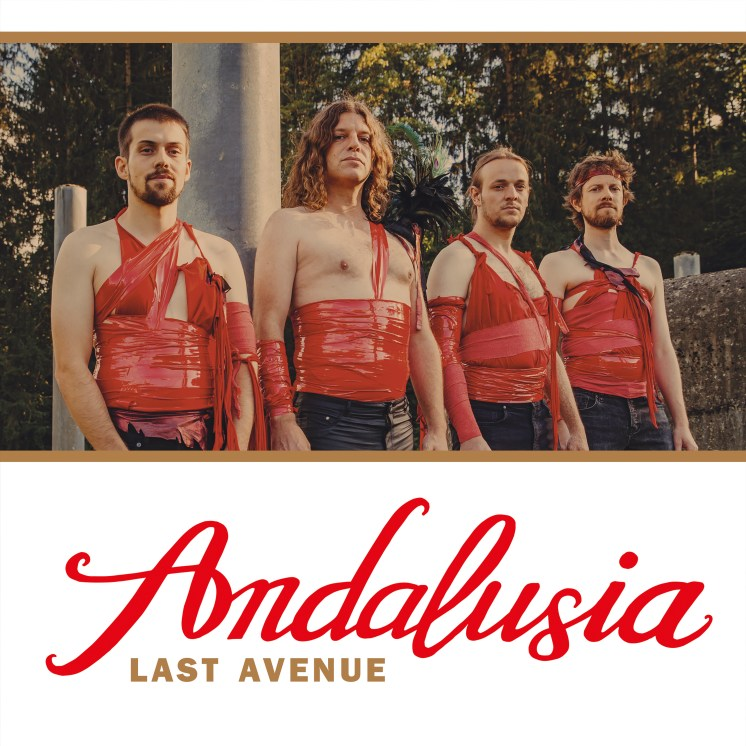 "Die neue Single ""Andalusia"""