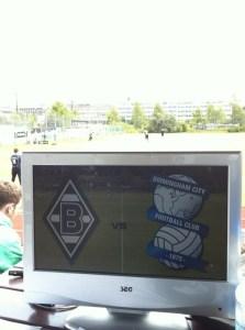 Fohlen.tv übertrug das Testspiel zwischen Borussia Mönchengladbach und Birmingham City live.