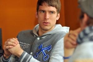 Interview mit Andreas Luthe vom VfL Bochum. Foto: Gero Helm / WAZ FotoPool