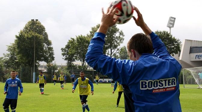 Es geht wieder los – Trainingsauftakt in Bochum und Gladbach