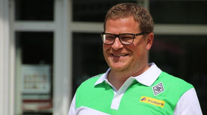 Gladbach-Manager Eberl im Interview über die EURO, die Borussia und Urlaub