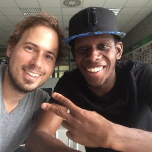 Interview mit Ibrahima Traore von Borussia Mönchengladbach über Philosophie, Literatur und Fußball