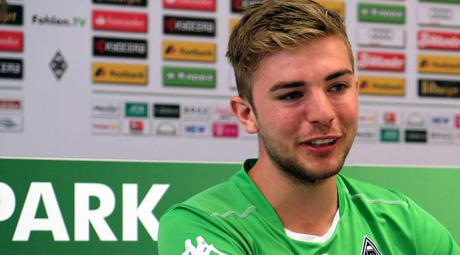 Locker und gelöst: Christoph Kramer vor dem Duel zwischen Borussia und Bayer