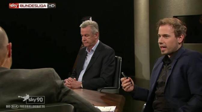 In eigener Sache: Gast bei Sky90 – Diskussionen über Revierderby, Rheinderby und Co.