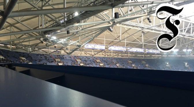 Für die FAZ in Gelsenkirchen: Doppelpack von Schalke gegen Freiburg