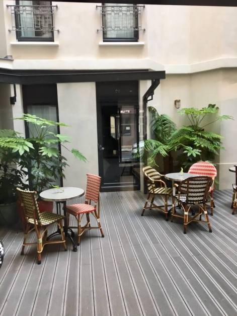Hotel Rue Blomet