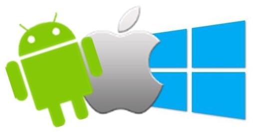 AndroidiOSWindows
