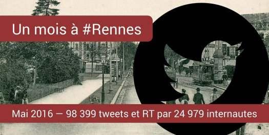 Mai à Rennes sur Twitter