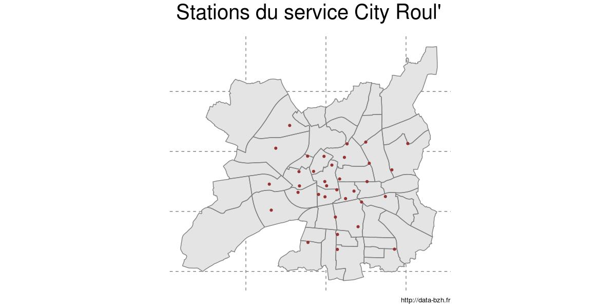 Cityroul Rennes
