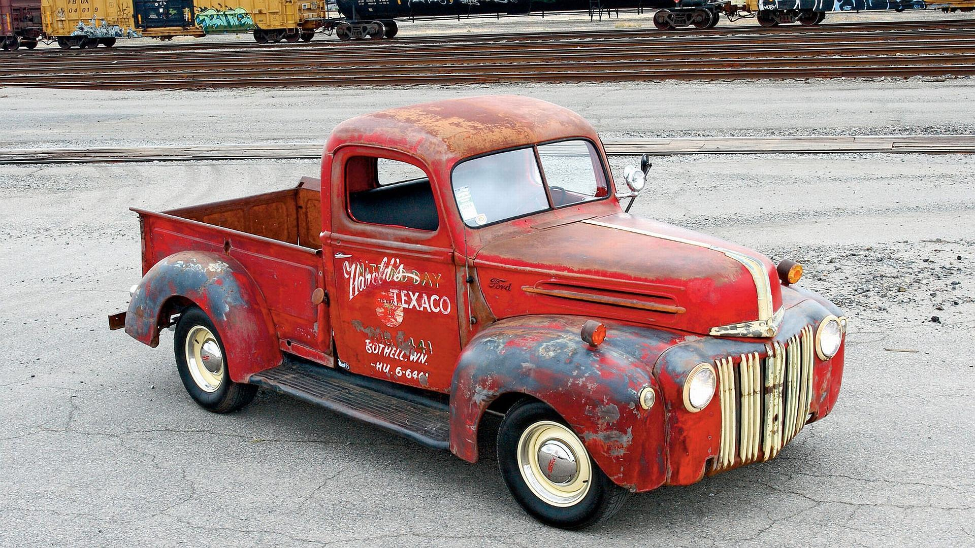 1947 Chevy Truck Wallpaper