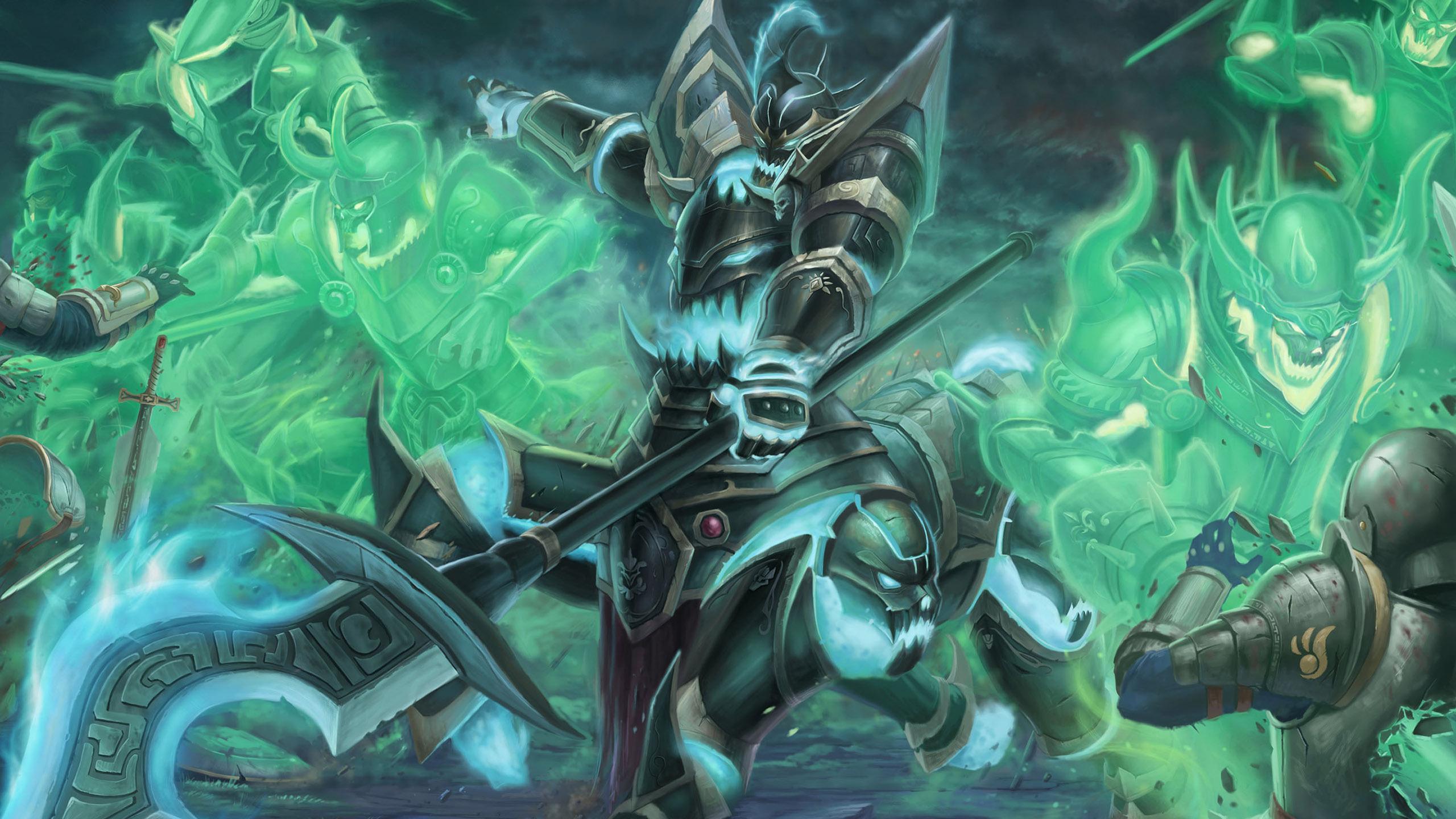 hecarim - League of Legends de fond d'écran HD: écran large: haute définition: plein écran