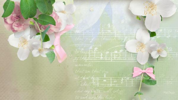 Music Of Love HD desktop wallpaper : Widescreen : High ...