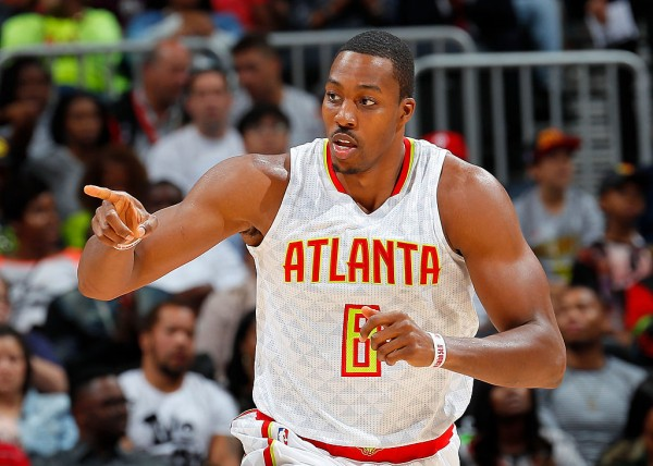 Image result for dwight howard atlanta hawks preseason