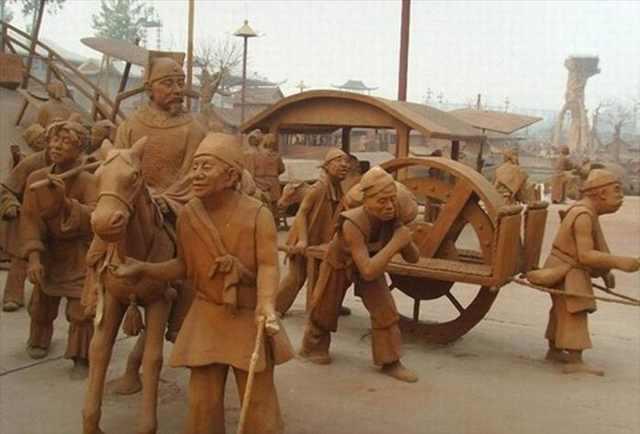 clay village