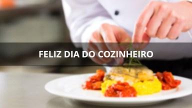 10 De Maio É Dia Do( A) Cozinheiro( A ), Para Aqueles Que Cozinham Com Amor!