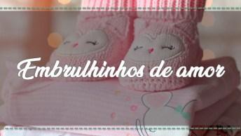 5 Embrulhinhos De Amor, Esses Bebês São Umas Fofuras, Confira!