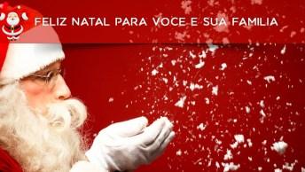 A Melhor Mensagem De Natal É Aquela Que Sai Em Silêncio De Nossos Corações!