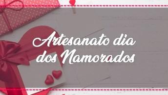 Artesanato Dia Dos Namorados - Cartão Mágico Fácil De Fazer!