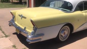 1956 Buick - Quem Ama Carros Vai Saber O Sucesso Que Fez E Faz Esse Carro!