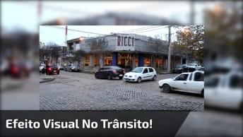 Acidente De Carros Com Experimento De Efeito Visual Vai Te Deixar Com Dúvidas!