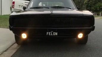 Aquele Carro De 1968 Conservadíssimo, Mais Um Para Sua Lista De Favoritos!