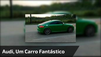 Audi, Veja Como Ele Consegue Ter Uma Arrancada Forte, Um Sonho!