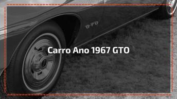 Carro Ano 1967 Gto Super Conservado E Estiloso, Confira!