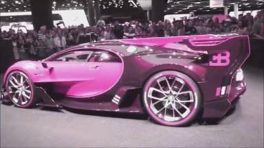Carro Bugatti Vision Gran Turismo, Uma Verdadeira Máquina!
