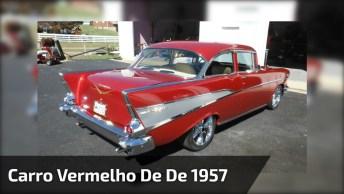 Carro De 1957 - Quem Não Se Apaixona Por Uma Máquina Dessa?