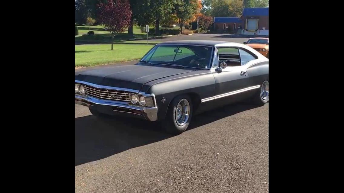 Carro de 1967 - Alguém sabe o nome e o modelo dele