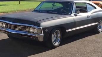 Carro De 1967 - Alguém Sabe O Nome E O Modelo Dele, Confira!