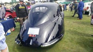Carro Em Exposição - Esse Carro É Do Ano De 1937, O Famoso Alfa Romeo!
