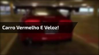 Carro Tipo Velozes E Furiosos, Combina Muito Com O Filme!