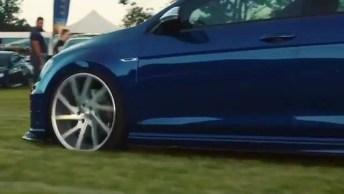 Carros Rebaixados - Branco E Azul, Qual É O Seu Favorito?