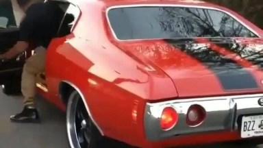 Chevelle - Um Carro Que Arranca Suspiro Até Hoje, Confira No Vídeo!