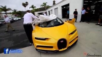 Como É A Entrega De Um Carro De Luxo Na Sua Casa, Que Sonho!