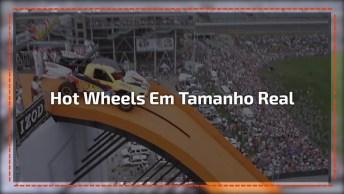 Confira Um 'Hot Wheels' Em Tamanho Real, Simplesmente Fantástico!