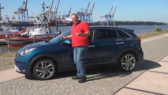 Conheça Niro, O Novo Carro Híbrido Da Kia - Sustentável, Tecnológico E Versátil!