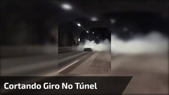 Cortando Giro No Túnel, Marque Os Amigos Que Fazem Isso!